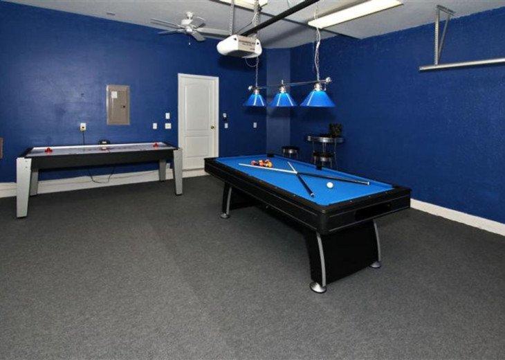 Close to Disney World Orlando Luxury 6BR/4.5BA South Facing Pool #21