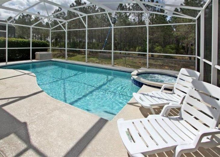 Close to Disney World Orlando Luxury 6BR/4.5BA South Facing Pool #20
