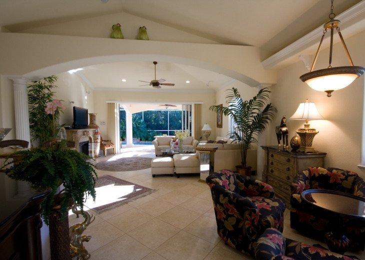 Villa Naples Florida #11