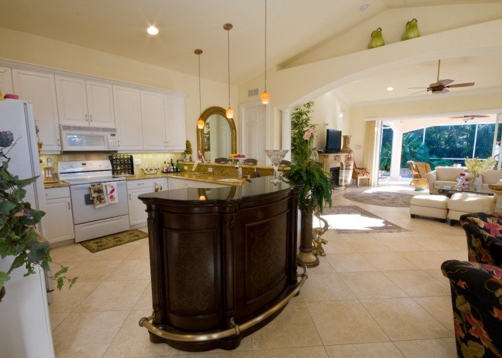 Villa Naples Florida #9