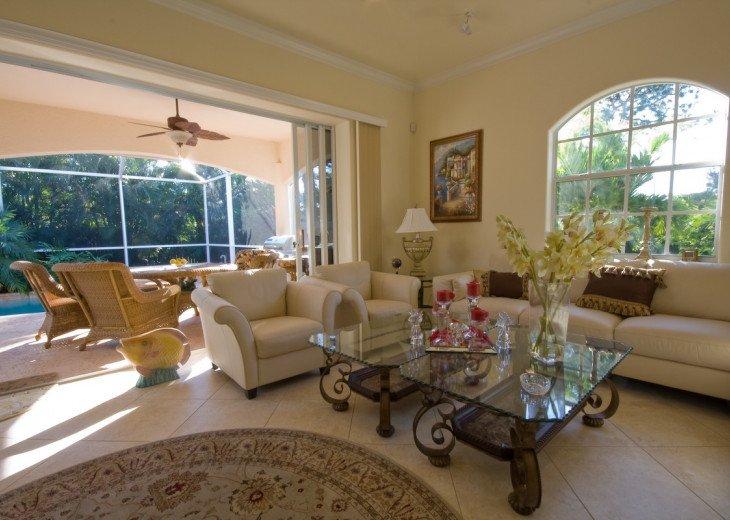 Villa Naples Florida #5