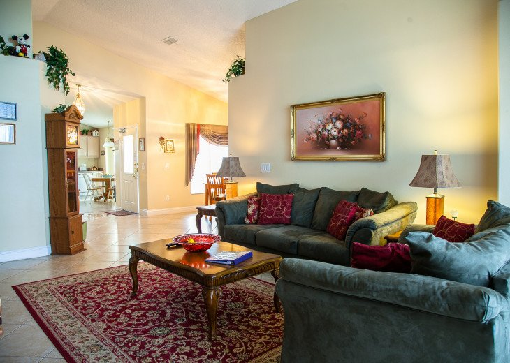 Disney Vacation Rental/heated pool - call for Sept/Oct. specials start at $89.99 #5