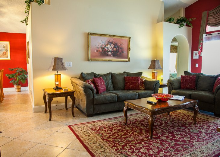 Disney Vacation Rental/heated pool - call for Sept/Oct. specials start at $89.99 #7