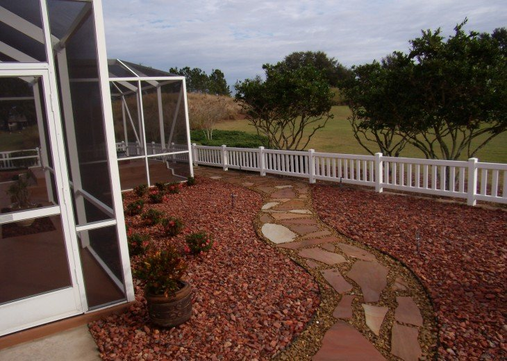 Golf Front Courtyard Villa with Heated Spa #41