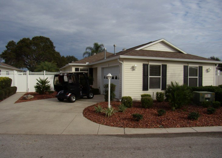 Golf Front Courtyard Villa with Heated Spa #44