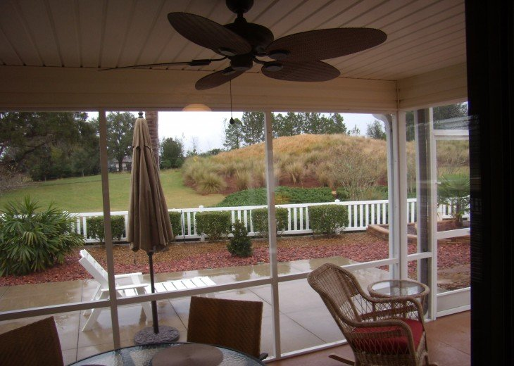 Golf Front Courtyard Villa with Heated Spa #21