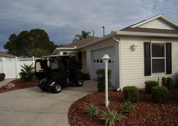 Golf Front Courtyard Villa with Heated Spa #47
