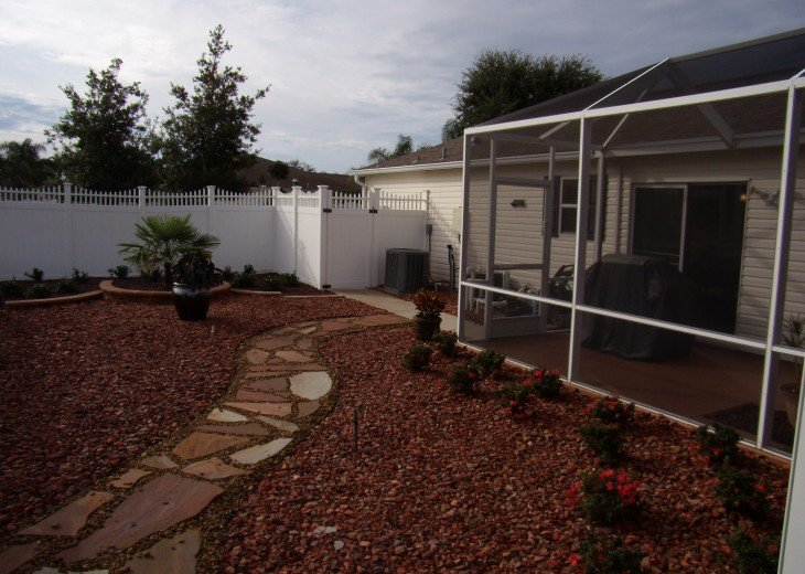 Golf Front Courtyard Villa with Heated Spa #40