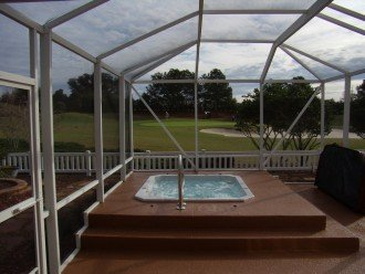 Golf Front Courtyard Villa with Heated Spa #1