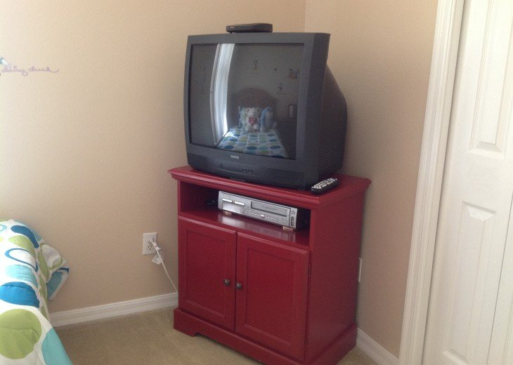Kids Bedroom Tv!