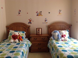 KIds Bedroom and Disney all around!