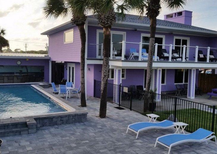 Love Shack Oceanfront 5 Master King Suites Pool Home Sleeps 14 #6