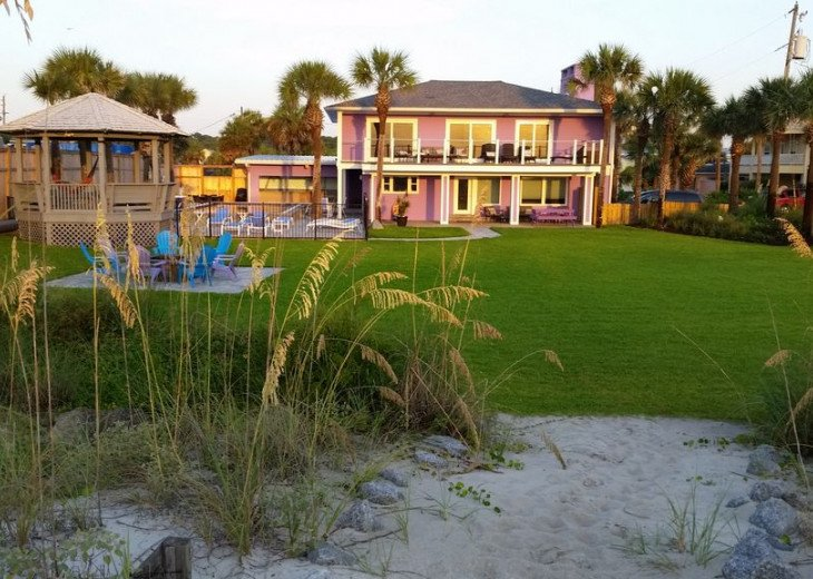 Love Shack Oceanfront 5 Master King Suites Pool Home Sleeps 14 #3