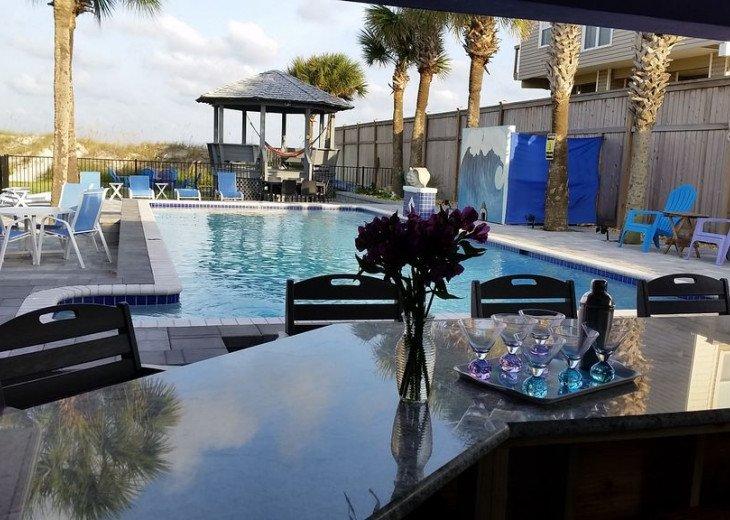 Love Shack Oceanfront 5 Master King Suites Pool Home Sleeps 14 #7