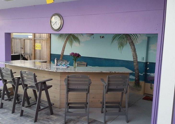 Love Shack Oceanfront 5 Master King Suites Pool Home Sleeps 14 #8