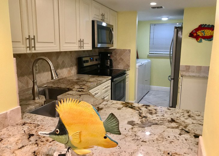 $30,000 REMODEL, NEW GRANITE, KITCHEN BATH CABINETS, STAINLESS STEEL APPLIANCE #16