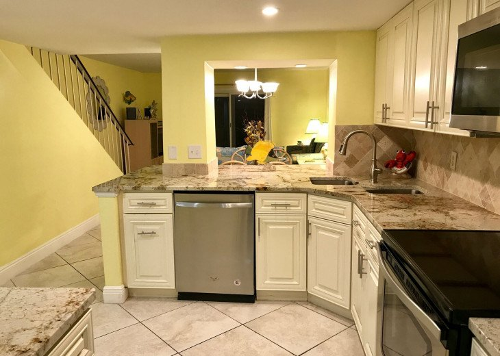 $30,000 REMODEL, NEW GRANITE, KITCHEN BATH CABINETS, STAINLESS STEEL APPLIANCE #34
