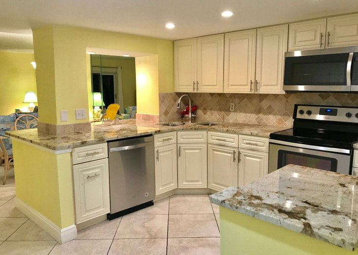 $30,000 REMODEL, NEW GRANITE, KITCHEN BATH CABINETS, STAINLESS STEEL APPLIANCE #6