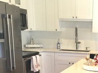 New kitchen & appliances 2019
