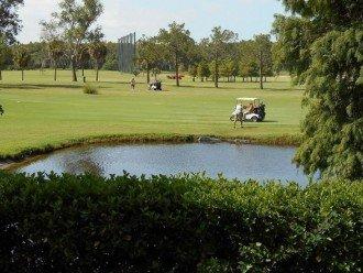 Golf Course Tarpon Springs Condo. #1