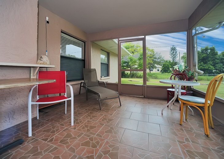 Palm Bay Home w/ Screened Lanai - 13 Mins. to Beach! #31