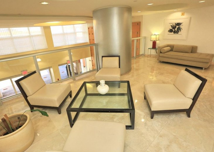 Luxury High-Rise Condo on the Beach at 2080 S. Ocean Dr. #46