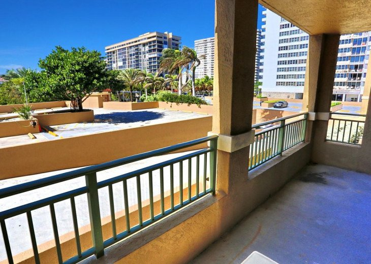 Luxury High-Rise Condo on the Beach at 2080 S. Ocean Dr. #18