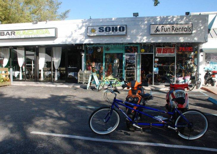 Deerfield Beach Condo behind the Wyndham #14