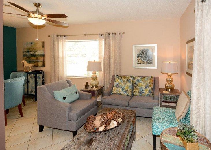 Florida Rose Cottage #1