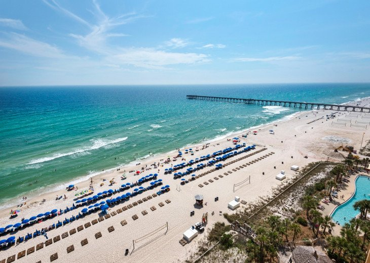 Calypso Ocean Front Condo | FREE BEACH CHAIRS & RESERVED PARKING | FREE WIFI #17