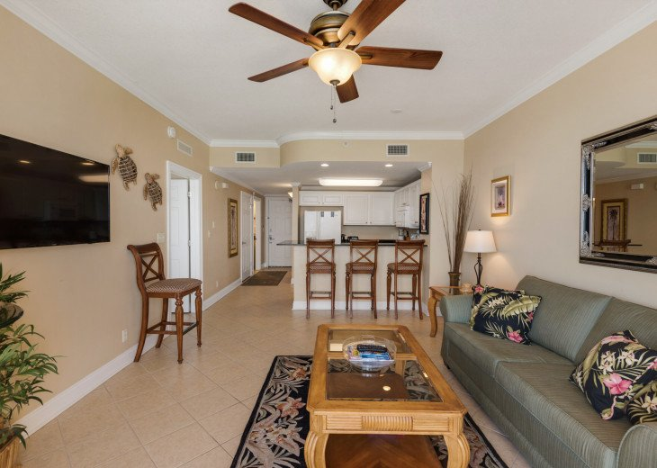 Calypso Ocean Front Condo | FREE BEACH CHAIRS & RESERVED PARKING | FREE WIFI #13