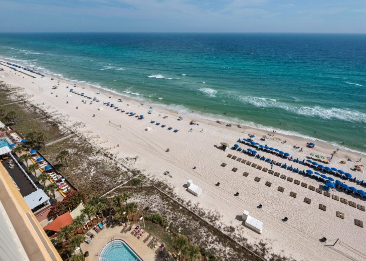 Calypso Ocean Front Condo | FREE BEACH CHAIRS & RESERVED PARKING | FREE WIFI #20