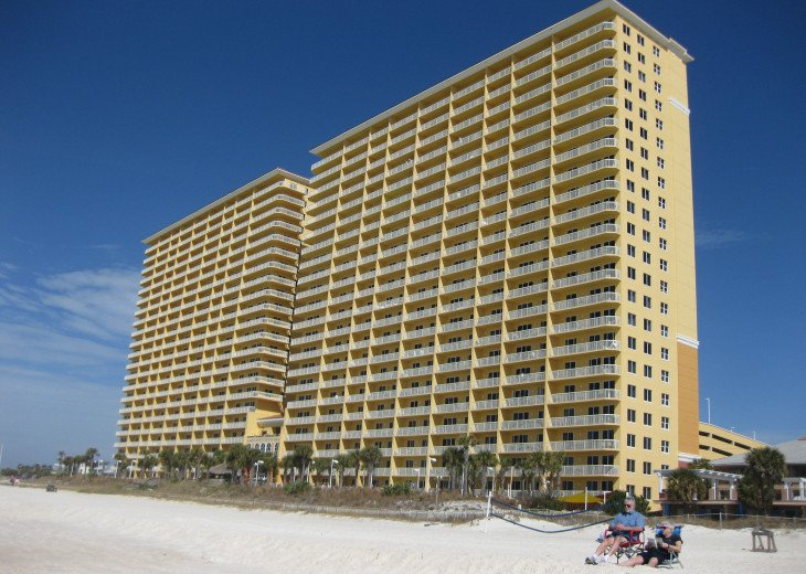 Calypso Ocean Front Condo | FREE BEACH CHAIRS & RESERVED PARKING | FREE WIFI #55