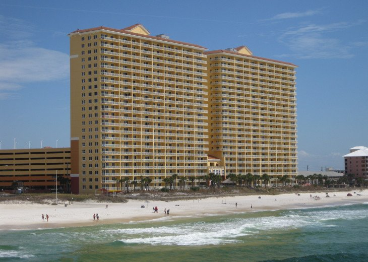 Calypso Ocean Front Condo | FREE BEACH CHAIRS & RESERVED PARKING | FREE WIFI #75