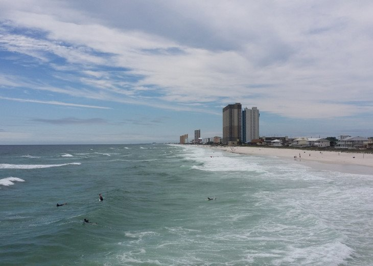 Calypso Ocean Front Condo | FREE BEACH CHAIRS & RESERVED PARKING | FREE WIFI #32