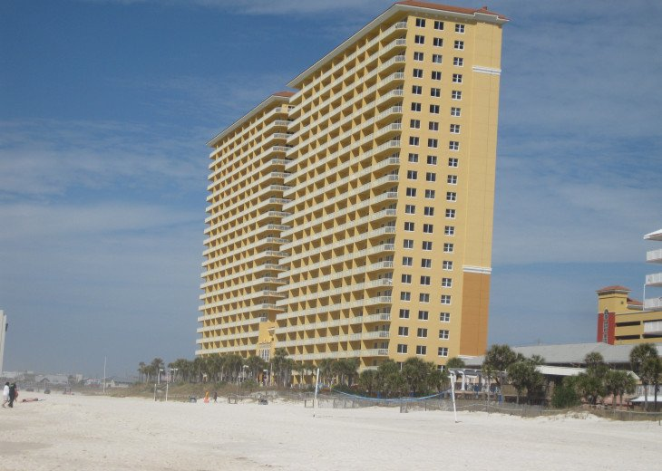 Calypso Ocean Front Condo | FREE BEACH CHAIRS & RESERVED PARKING | FREE WIFI #53