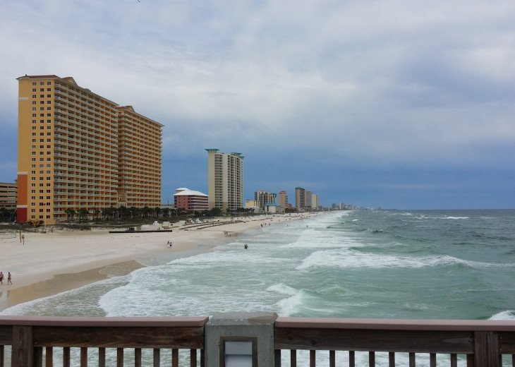 Calypso Ocean Front Condo | FREE BEACH CHAIRS & RESERVED PARKING | FREE WIFI #33
