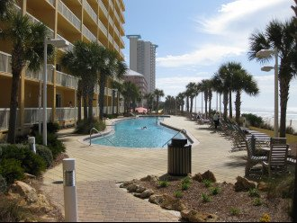 Calypso Ocean Front Condo | FREE BEACH CHAIRS & RESERVED PARKING | FREE WIFI #1