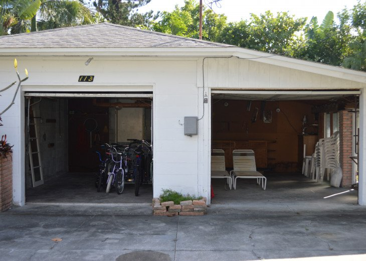 Two Garages
