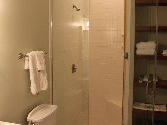 Bonus bathroom upstairs