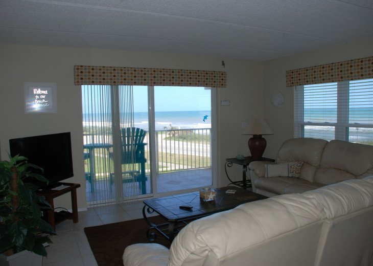 Seaside Retreat - Large 2BR/2BTH Ocean Front Condo #6