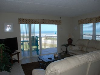 Seaside Retreat - Large 2BR/2BTH Ocean Front Condo #1
