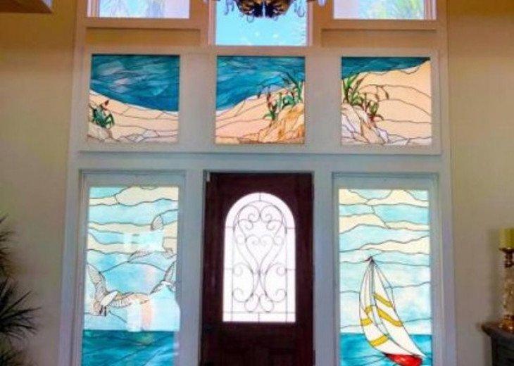 Casa De Palmas has beautiful details throughout the home