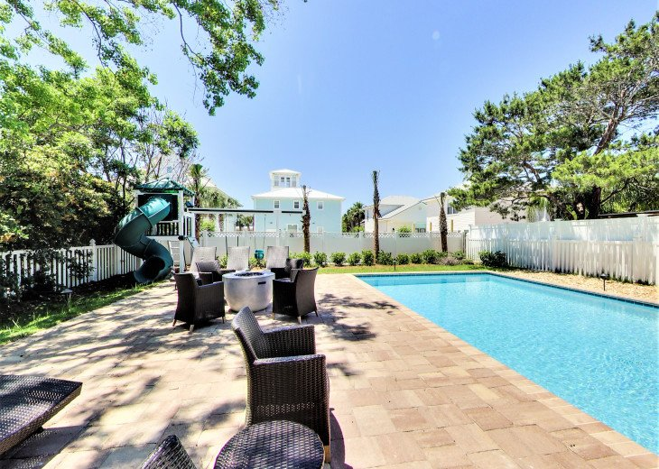 Exquisite Brand New Renovated 36`x 16` pool and outdoor living space