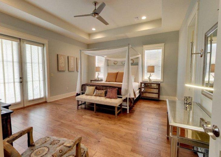 Third Floor Master King Suite