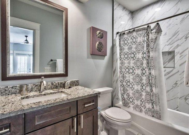 On Suite Bath