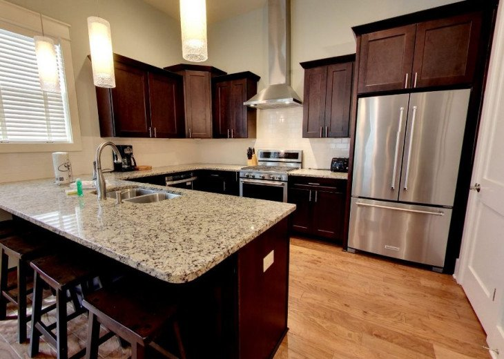 Second Floor Kitchen Area