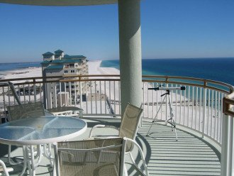 Beach Colony East, Magnificent 17th Floor Penthouse Views, directly beachfront #1