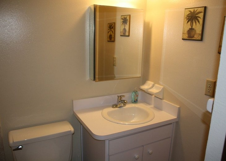CBC_221, 2 BEDROOMS, 2.5 BATHS, (SLEEPS 6) #2