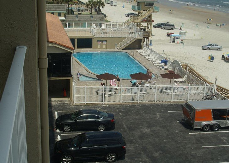 ON THE BEACH- 4TH FLOOR BALCONY'S WITH GREAT VIEWS OF BEACH & SUN #1